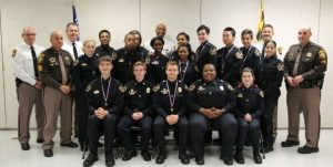 North Point High School Criminal Justice Students Stand Out at Regional SkillsUSA Competition