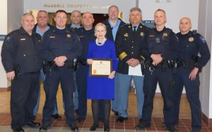 St. Mary's County Sheriff's Office Child Support Enforcement Unit Recognized for Achievements