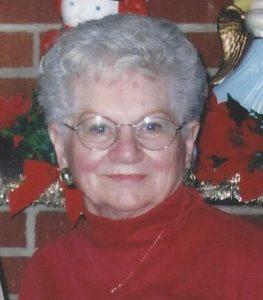 """Aileen Hutchins Matteson """"Eileen"""", 87"""