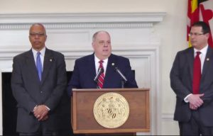 "Paid Sick Leave Bills ""Dead in the Water,"" Hogan Says, Promising Veto"