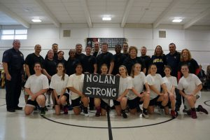 Heroes and Hoops: Local Law Enforcement Joins the Mother Catherine Academy in the Local Heroes Project