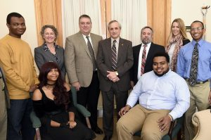 Four CSM Students Honored for Public Service Announcements