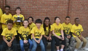 Berry's STEMtastic Jaguars set to compete in world robotics event