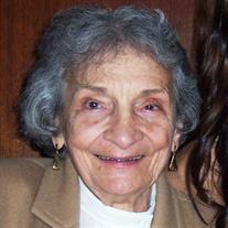 Victoria Evelyn Boni, 98