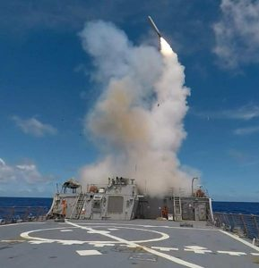 Navy Modernizes Tomahawk Weapons Control System