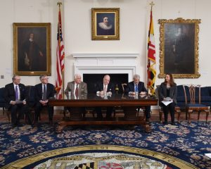 Governor Larry Hogan Signs Fiscal Responsibility Bill into Law