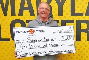 Eastern Shore Trip Turns La Plata Lottery Novice into Scratch-off Winner
