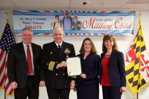 St. Mary's County Public Schools Celebrate Month of the Military Child