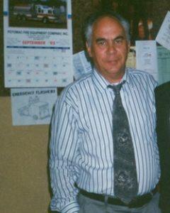 David Linton Hanson, Sr. 73