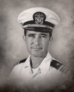 "LCDR William Robert ""Bill"" Boxwell, USN (Ret.), 91"