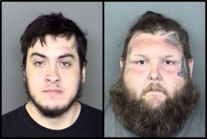 Two Waldorf Men Charged with Theft, Burglary and Destruction of Property