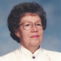 Anna Bell Chisholm, 93