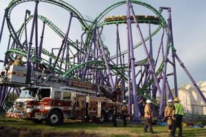 24 Roller Coaster Riders Rescued Without Injury in Upper Marlboro