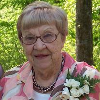 Grace Louise (Boner) Amadeo, 92
