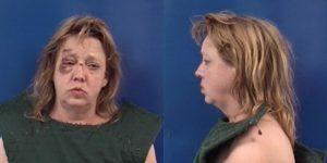 Prince Frederick Woman Arrested for Trespassing in St. Leonard