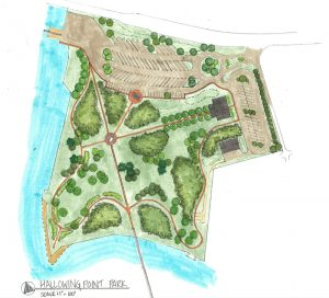 New Waterfront Park and Regional Headquarters Slated for Calvert County