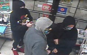 Calvert County Sheriff's Office Needs Help Identifying Armed Robbery Suspects