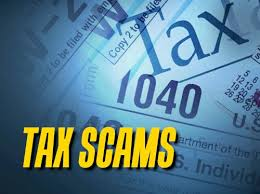 St. Mary's County Sheriff's Office Warns Citizens of IRS Tax Scams
