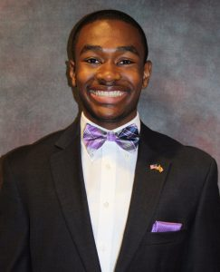 Smith Makes bid for Student Member of the State Board of Education