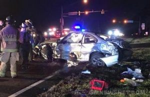 UPDATE: One Dead After High Speed Police Chase in Calvert and St. Mary's Counties