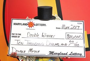 Mother of Twins is 'Double Winner' on Double Match Scratch-off