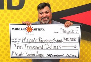 Construction Supervisor Builds Up to Big Scratch-off Win