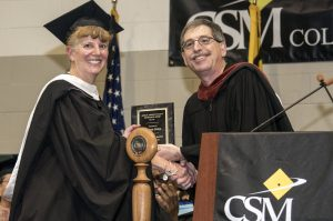 CSM Adjunct Faculty Member Wins Excellence Award