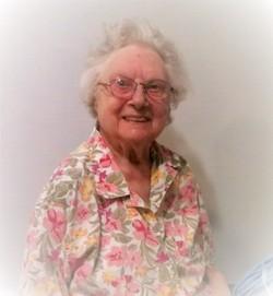 "Nathalia Geraldine ""Cella"" ""Sandy"" Crosby, 95"