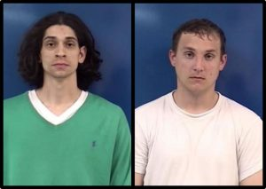 Two Arrested for for Possession of Morphine in Huntingtown After Auto Accident