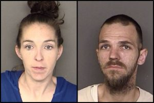 California Couple Arrested for Shoplifting at Walmart with Children
