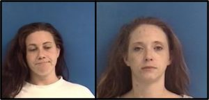 Amelia Dorwart, 26, of Hughesville, and Shaye Lynn Beal, 24, of Lothian