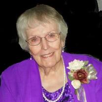 """Catherine Ann Van Tassel, """"Kitty"""", 94"""