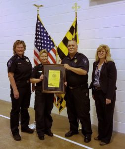 St. Mary's County Detention Center Earns 100 Percent Compliance Rating