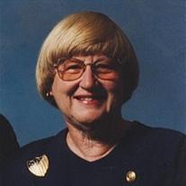 """Elizabeth Ann """"Liz"""" Raymond, age 89"""