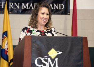 CSM Nursing Graduate Compares Camaraderie to that of the Military