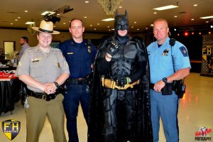Community Spirit and Superheroes Unite for A Day 4 Heroes