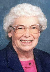 Frances Adelle Rosch, 95
