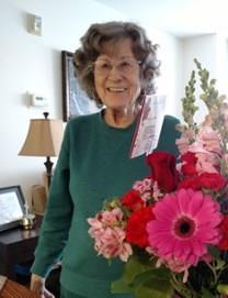 """Gladys Adelaide Buckler """"Nonnie"""", 90"""