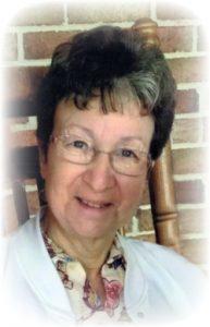 Geraldine Marie Pharis, 71