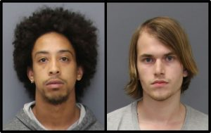 Two La Plata Burglars Caught After Getting Stuck in the Mud