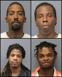 Four Men Arrested for Armed Robbery at Dash-In in White Plains