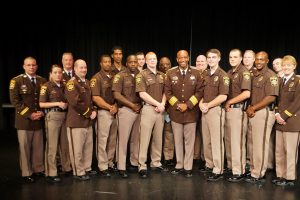 Charles County Sheriff's Office Welcomes Nine New Correctional Officers