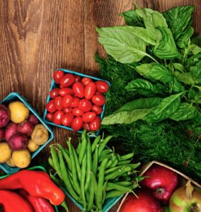 Calvert County Farmers Markets Feature Fresh Local Food, Products