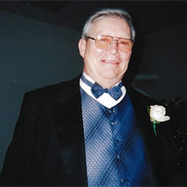 George James Bunting, 84