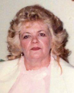Shirley Faye Hamilton, 77