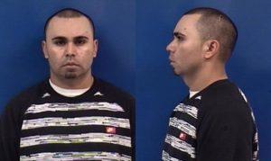 Gunshots Lead to Arrest of El Salvadoran Man for Possession of Methamphetamine