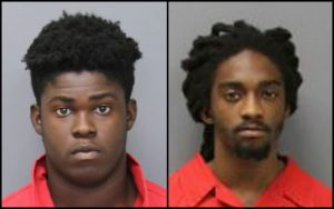 Police in Charles County Arrest Two Men Immediately After CVS Armed Robbery