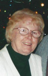 Eula Mae Dowell McCready, 87