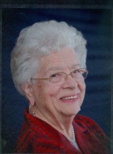 Pearl Armiger Miller, 87