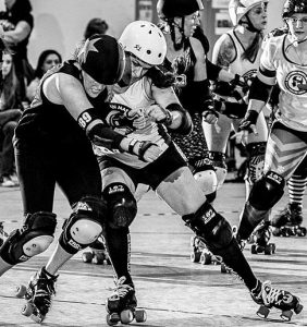 Southern Maryland Roller Derby's First Home Bout of 2017 is June 10th